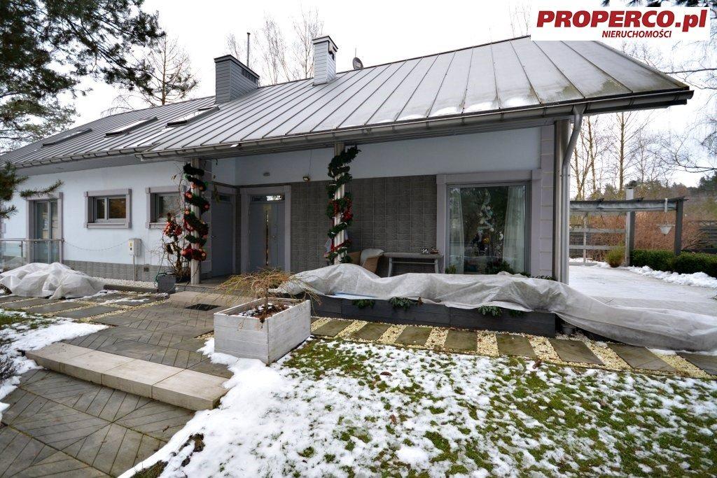 Dom na sprzedaż Ćmińsk, Wykień  216m2 Foto 1