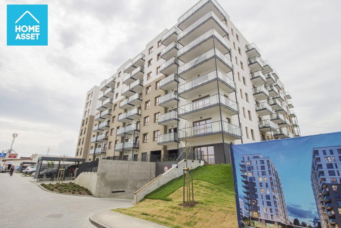 Mieszkanie dwupokojowe na sprzedaż Gdańsk, Zaspa, ul. Grudziądzka  58m2 Foto 1