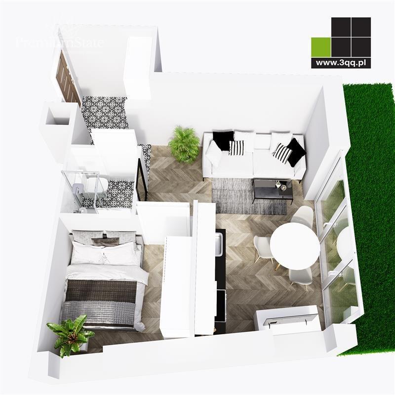 Mieszkanie dwupokojowe na sprzedaż Sopot, Wejherowska  52m2 Foto 1