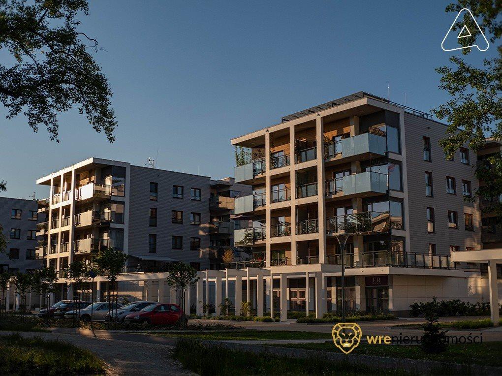Mieszkanie trzypokojowe na sprzedaż Wrocław, Swojczyce, Marca Polo  65m2 Foto 12
