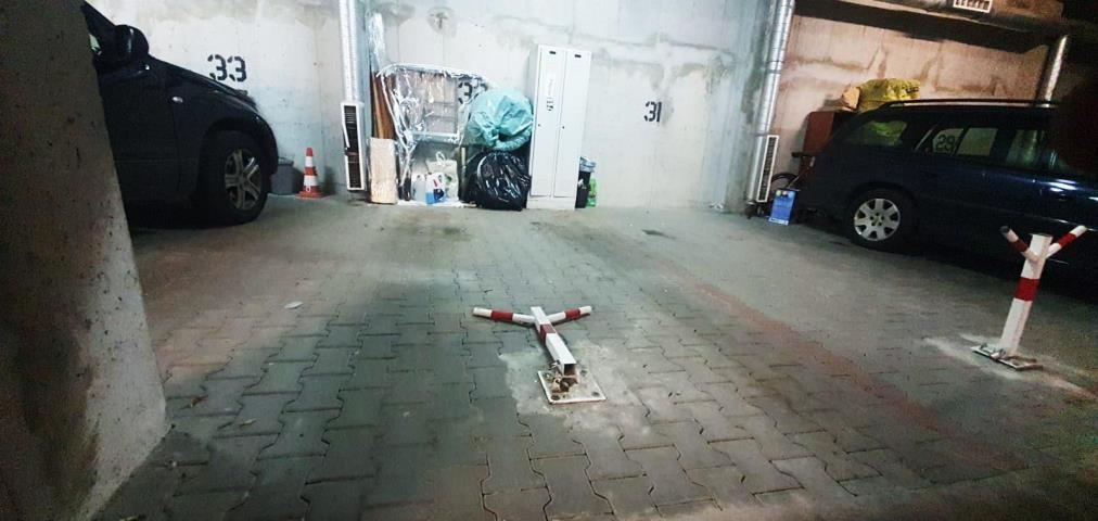 Garaż na sprzedaż Kraków, Prądnik Biały, Władysława Natansona  10m2 Foto 4