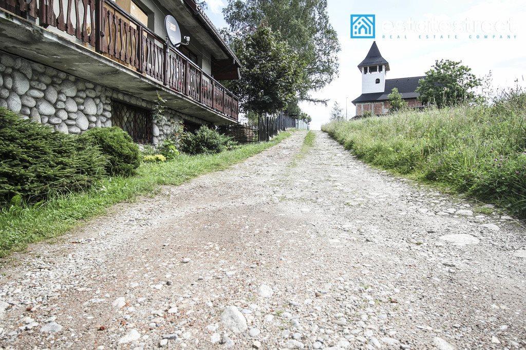 Działka budowlana na sprzedaż Zakopane, Antałówka  5069m2 Foto 1