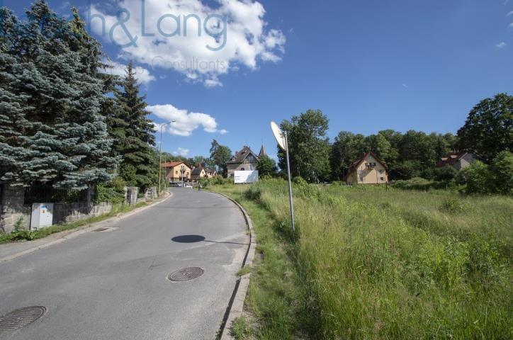 Działka komercyjna na sprzedaż Jelenia Góra, Cieplice Śląskie-Zdrój, Krośnieńska  2100m2 Foto 6