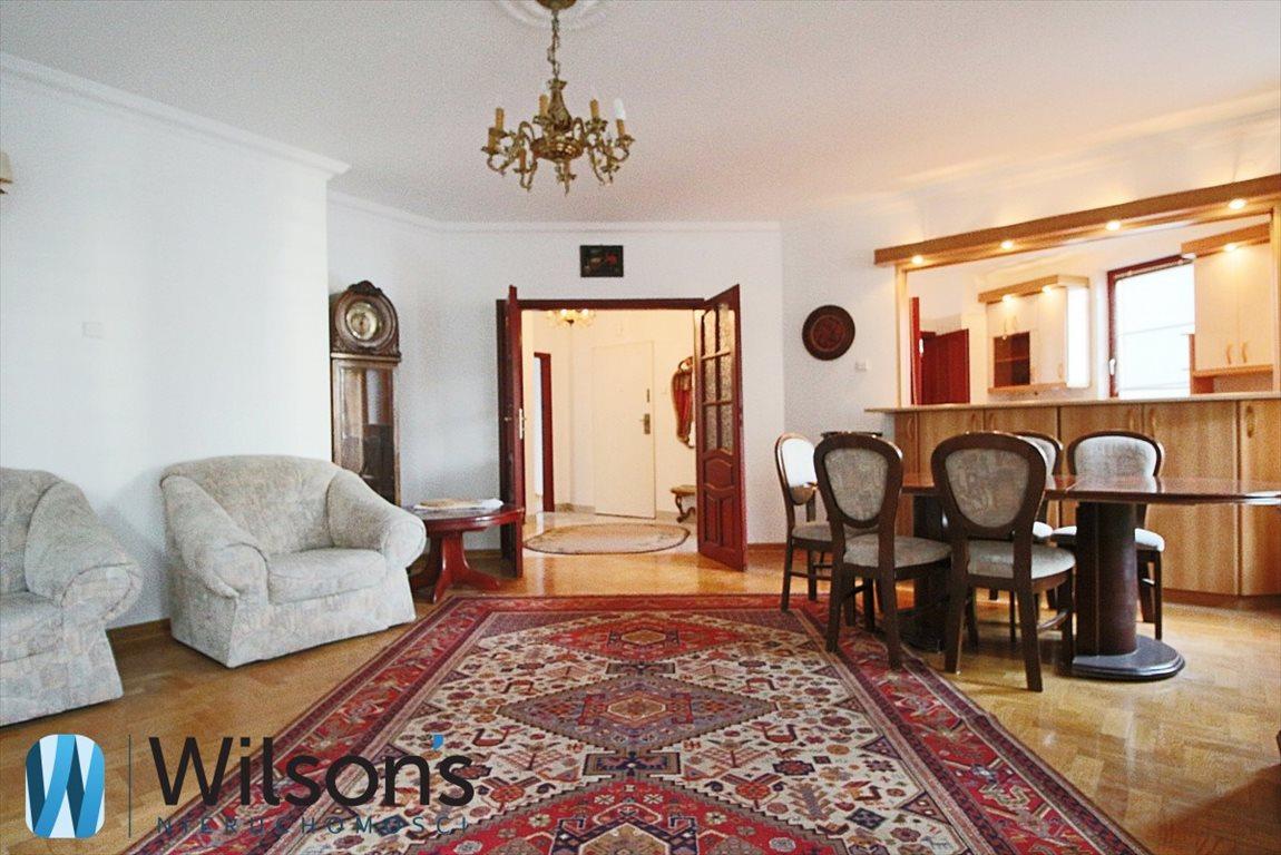 Luksusowe mieszkanie na sprzedaż Warszawa, Wola, Łucka  127m2 Foto 5