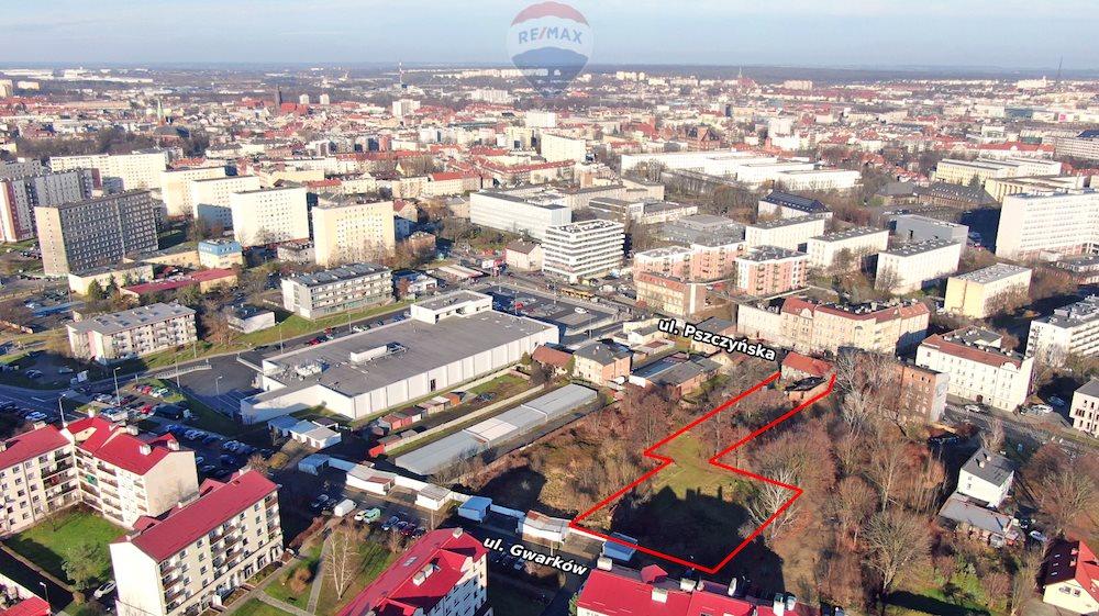 Działka inwestycyjna na sprzedaż Gliwice, Centrum, Pszczyńska  3382m2 Foto 9