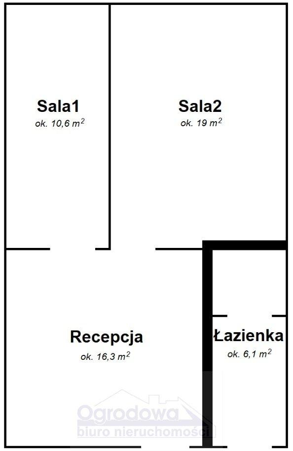Lokal użytkowy na wynajem Warszawa, Wola, Mirów  52m2 Foto 7
