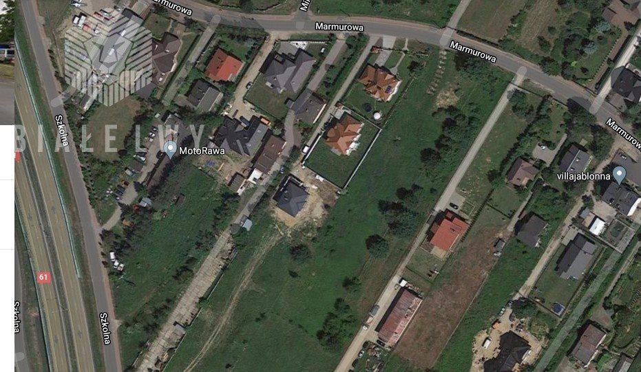 Działka budowlana na sprzedaż Jabłonna, Marmurowa  2579m2 Foto 2