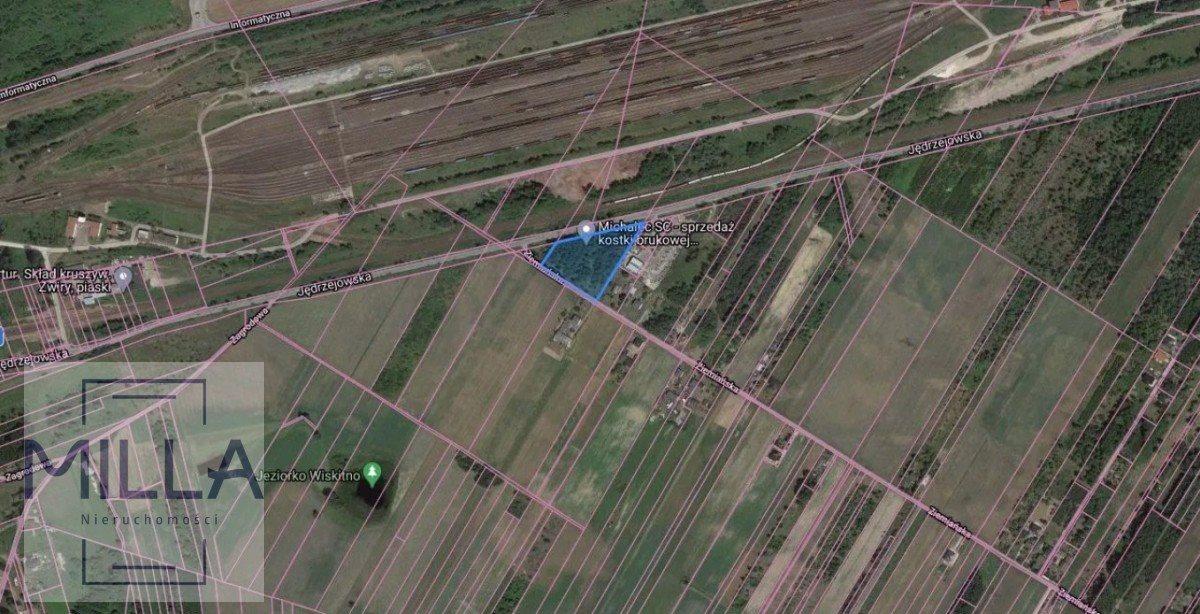Działka przemysłowo-handlowa na sprzedaż Łódź, Widzew  9630m2 Foto 2