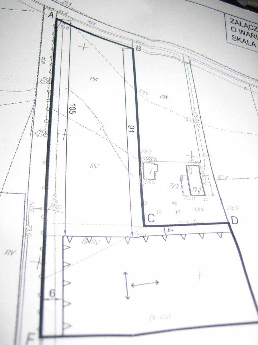 Działka budowlana na sprzedaż Łazy  5500m2 Foto 4