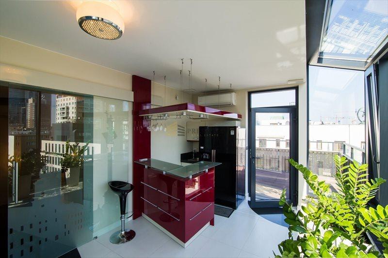 Luksusowe mieszkanie na wynajem Warszawa, Śródmieście, Centrum  373m2 Foto 8