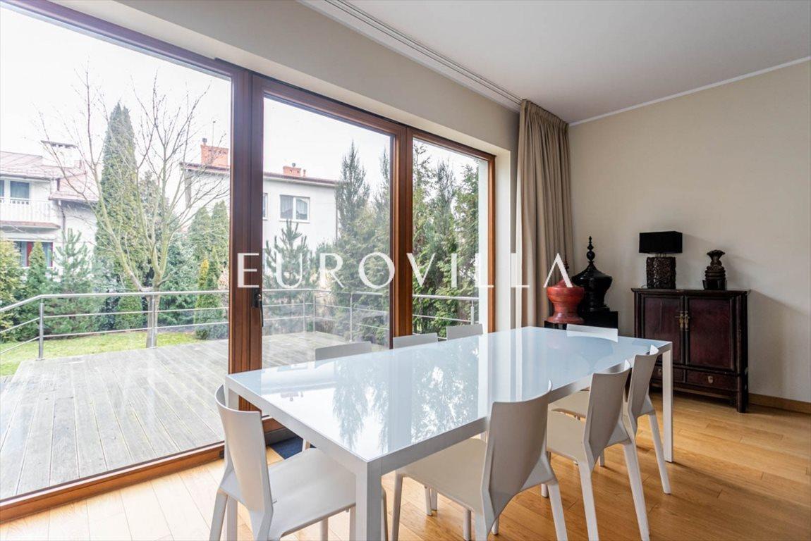 Luksusowy dom na sprzedaż Warszawa, Wilanów, Obornicka  380m2 Foto 6