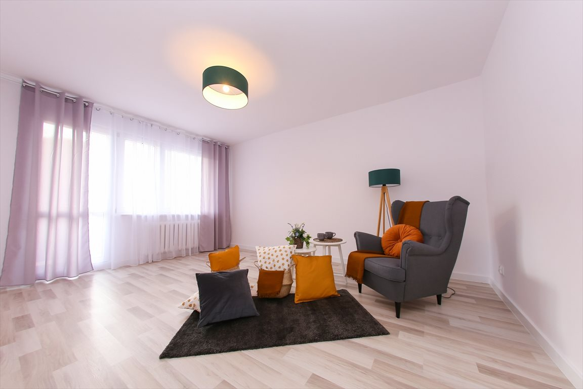 Mieszkanie trzypokojowe na sprzedaż Gdynia, Cisowa, Chylońska  63m2 Foto 2