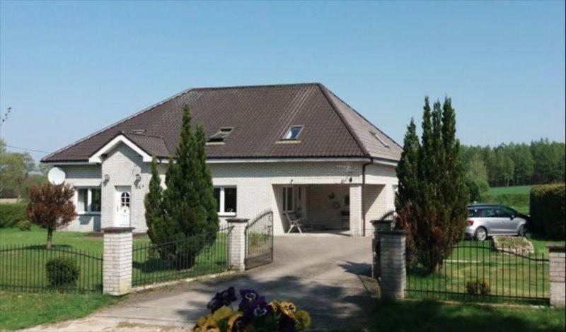 Dom na sprzedaż Mielno, słupski, piękny dom dwurodzinny z dużą działką  3600m2 Foto 1
