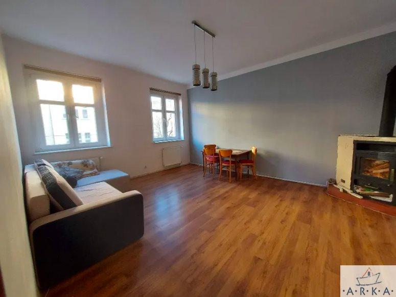 Mieszkanie trzypokojowe na sprzedaż Szczecin, Śródmieście-Centrum  67m2 Foto 2
