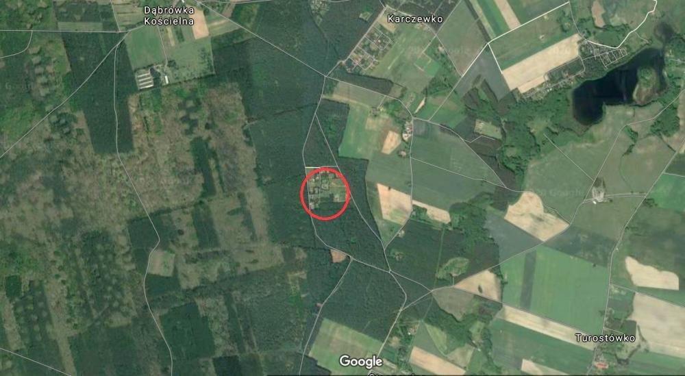 Działka inna na sprzedaż Dąbrówka Kościelna, Osiedle Leśne  2000m2 Foto 8