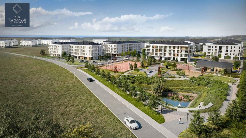 Mieszkanie dwupokojowe na sprzedaż Gdynia, Pogórze  44m2 Foto 3
