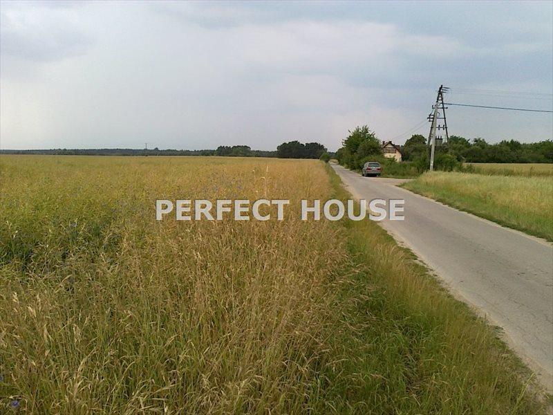 Działka budowlana na sprzedaż Jerzyn, Gorzkie Pole  4931m2 Foto 1