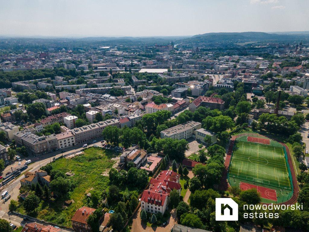 Działka budowlana na sprzedaż Kraków, Grzegórzki, Grzegórzki, Grzegórzecka  1396m2 Foto 10