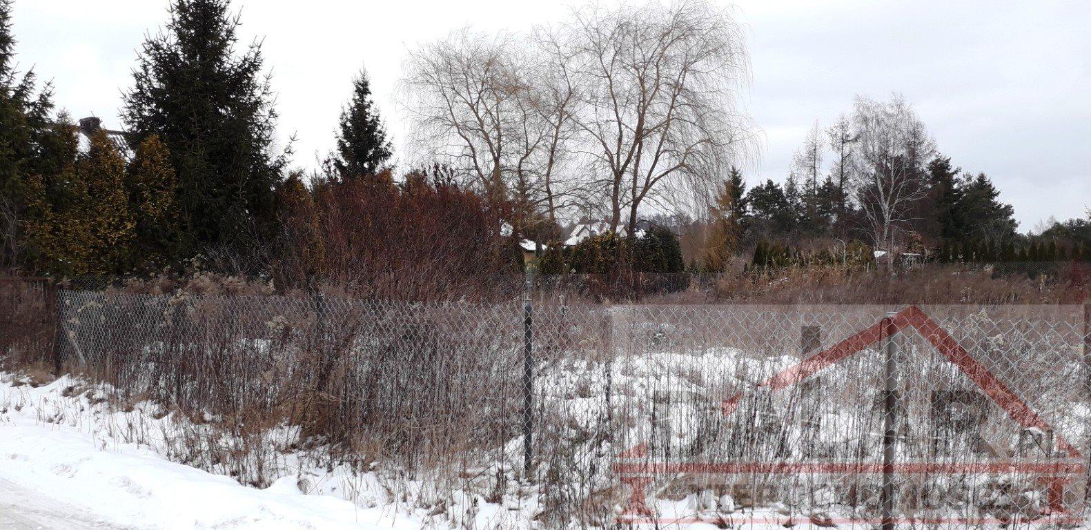 Działka budowlana na sprzedaż Łoś  1200m2 Foto 1