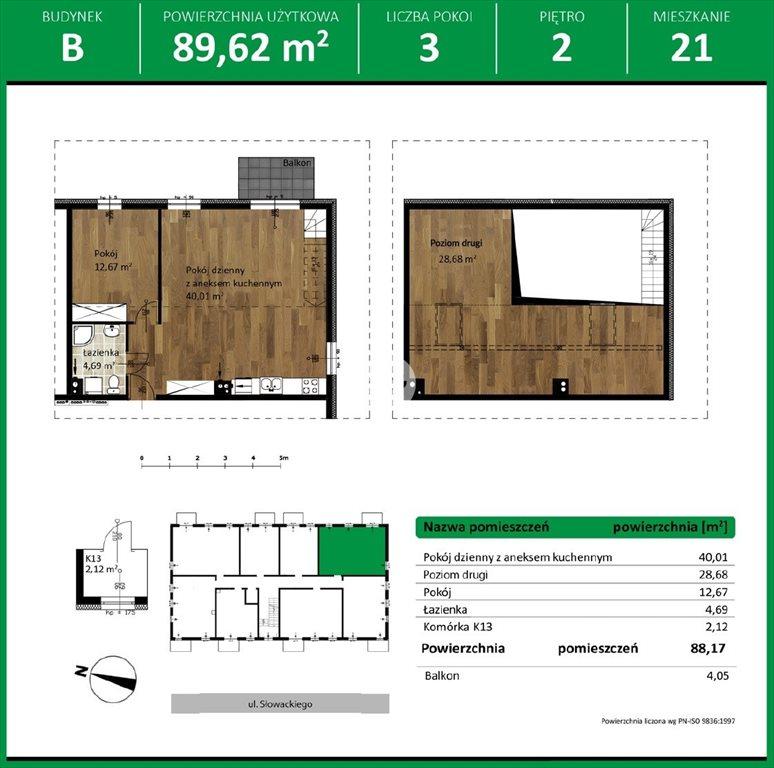Mieszkanie czteropokojowe  na sprzedaż Niemcz, Olszynki  91m2 Foto 10
