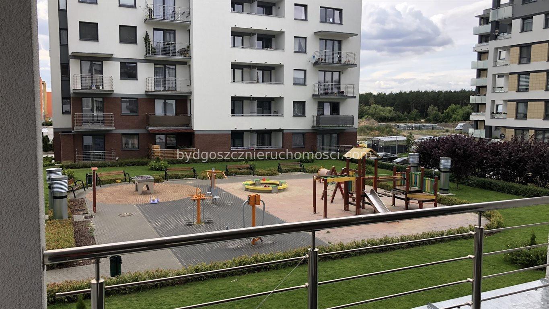 Mieszkanie dwupokojowe na wynajem Bydgoszcz, Leśne  42m2 Foto 9
