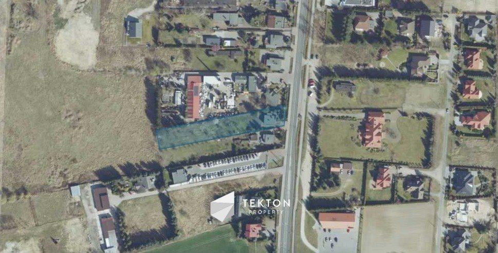 Działka przemysłowo-handlowa na sprzedaż Baranowo  2668m2 Foto 1
