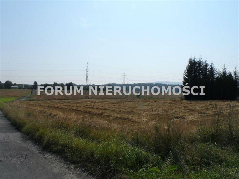 Działka budowlana na sprzedaż Bielsko-Biała, Komorowice Krakowskie  3500m2 Foto 4