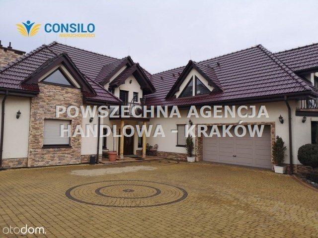 Dom na sprzedaż Wielka Wieś  602m2 Foto 7