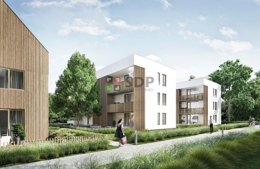 Mieszkanie trzypokojowe na sprzedaż Wrocław, Krzyki, Borek  52m2 Foto 3