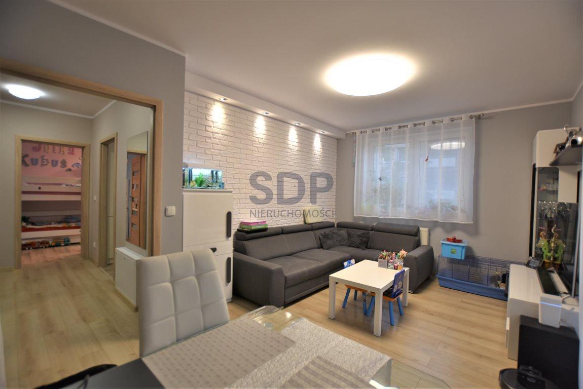 Mieszkanie trzypokojowe na sprzedaż Wrocław, Krzyki, Klecina, Wałbrzyska  66m2 Foto 3