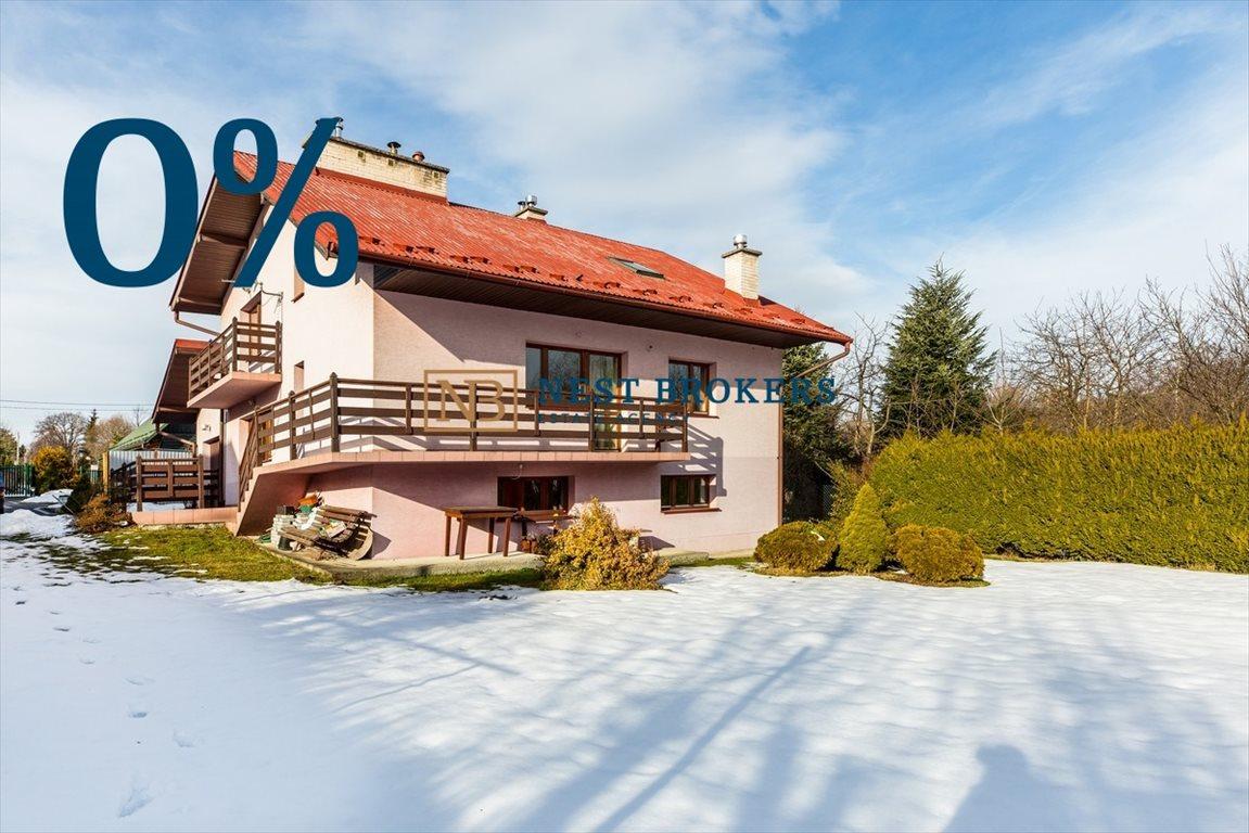 Dom na sprzedaż Pawlikowice  211m2 Foto 1