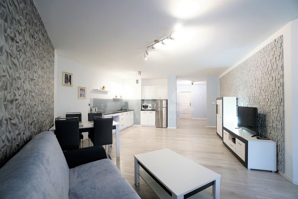 Mieszkanie trzypokojowe na wynajem Szczecin, Monte Cassino  74m2 Foto 1