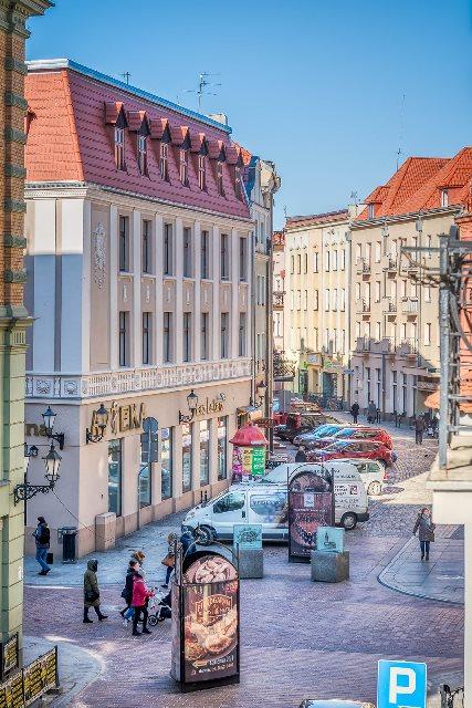 Lokal użytkowy na wynajem Toruń, Stare Miasto  167m2 Foto 2