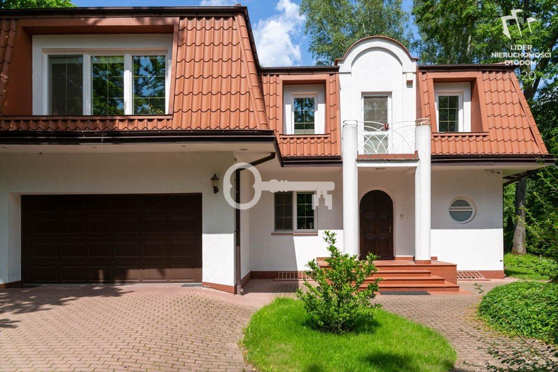 Dom na sprzedaż Warszawa, Wawer Anin, Alpejska  260m2 Foto 1