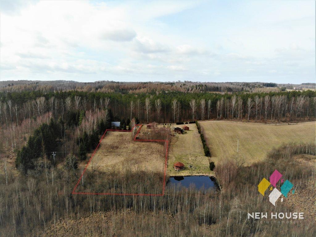 Działka rolna na sprzedaż Cerkiewnik  3681m2 Foto 2