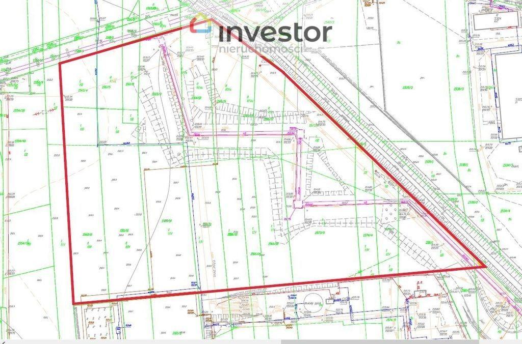Działka inwestycyjna na sprzedaż Skawina  25254m2 Foto 4