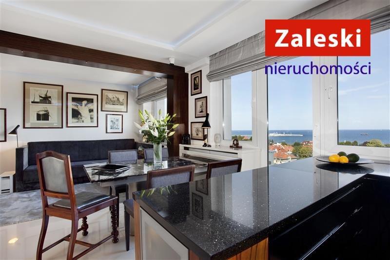 Mieszkanie trzypokojowe na sprzedaż Sopot, DOLNY, BITWY POD PŁOWCAMI  85m2 Foto 1