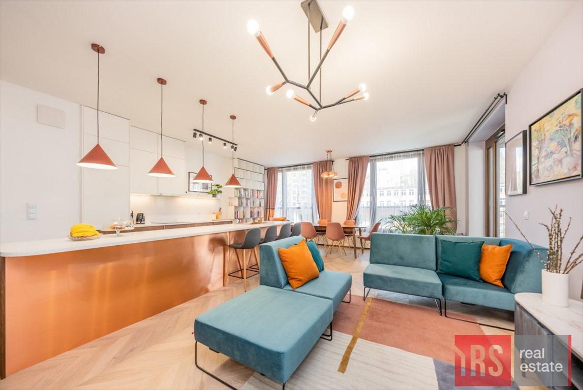 Mieszkanie trzypokojowe na sprzedaż Warszawa, Wola, Krochmalna  81m2 Foto 1