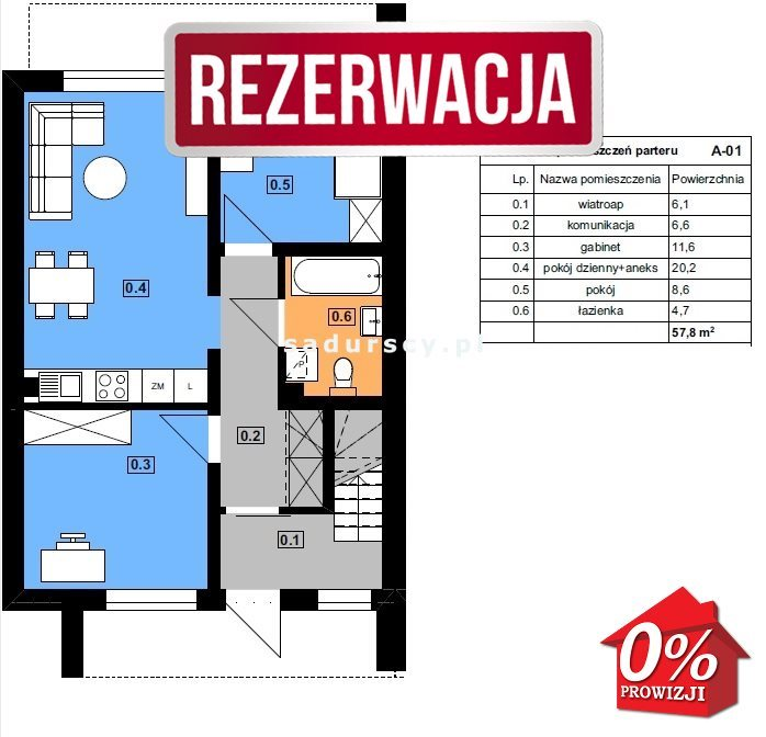 Dom na sprzedaż Kraków, Swoszowice, Soboniowice, Drużbackiej - okolice  146m2 Foto 3