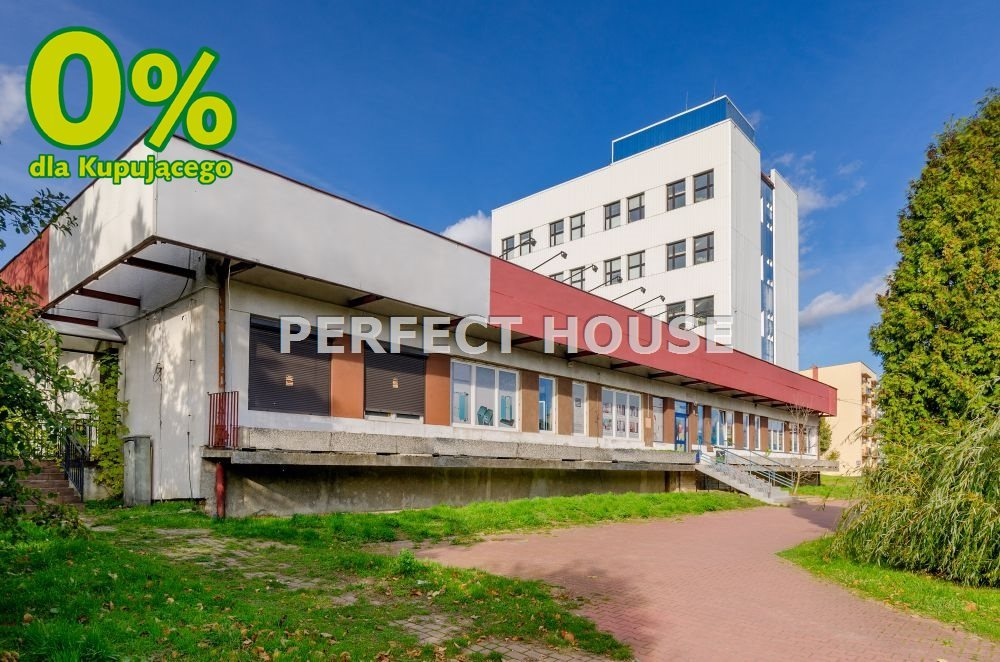 Lokal użytkowy na sprzedaż Skarżysko-Kamienna, Okrzei  2438m2 Foto 3