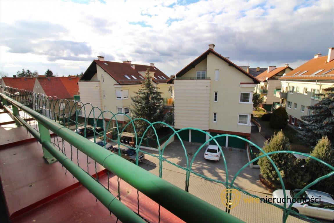 Mieszkanie dwupokojowe na wynajem Wrocław, Klecina, Sezamkowa  69m2 Foto 11