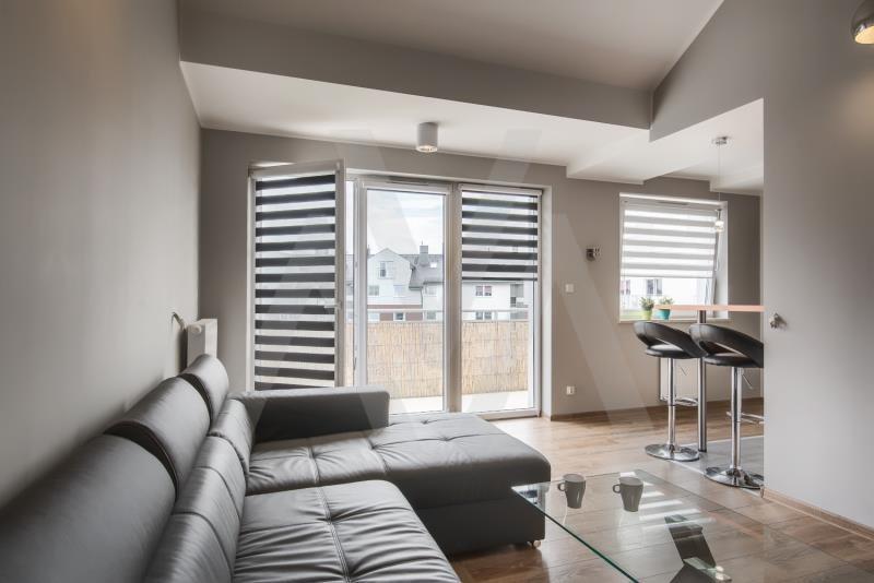 Mieszkanie trzypokojowe na sprzedaż Gdynia, Chwarzno   Wiczlino, ZARUSKIEGO MARIUSZA GEN.  75m2 Foto 3