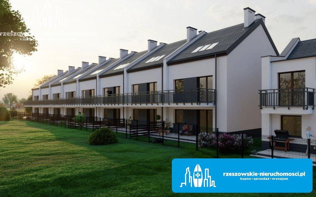 Mieszkanie czteropokojowe  na sprzedaż Rzeszów, Budziwój, Jana Pawła II  114m2 Foto 1