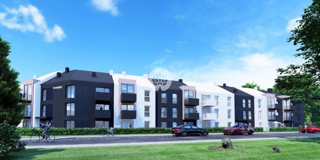 Mieszkanie dwupokojowe na sprzedaż Bydgoszcz, Siedlecka  36m2 Foto 1