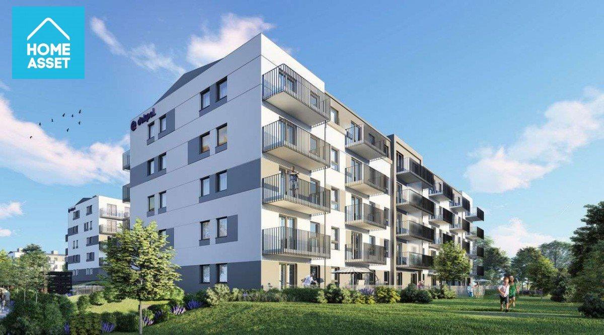 Mieszkanie trzypokojowe na sprzedaż Gdańsk, Łostowice, Pastelowa  53m2 Foto 3