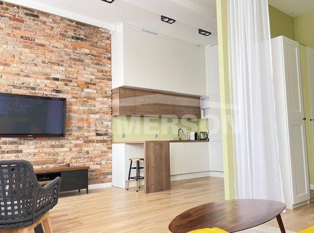 Mieszkanie dwupokojowe na wynajem Wrocław, Śródmieście  48m2 Foto 4