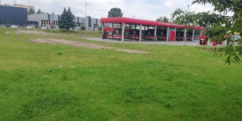 Działka inna pod dzierżawę Radom, Żółkiewskiego  1600m2 Foto 1