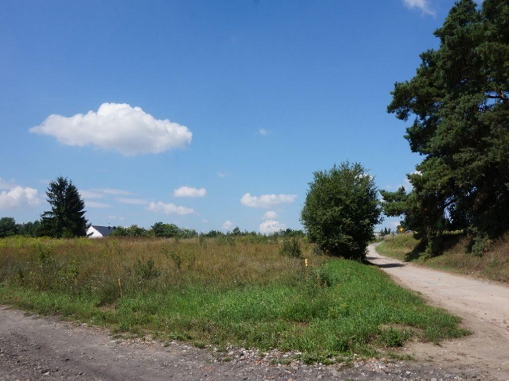Działka budowlana na sprzedaż Rosnówko, Jarosławiecka/Nowa  1073m2 Foto 1