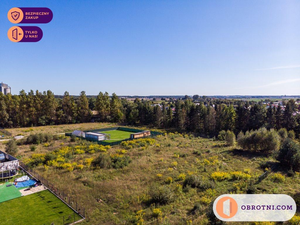 Działka budowlana na sprzedaż Gdańsk, Osowa, Oriona  1171m2 Foto 2