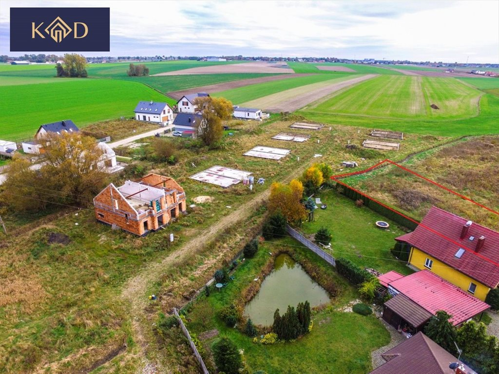 Działka budowlana na sprzedaż Gortatowo, Gortatowo, Chlebowa  1903m2 Foto 4